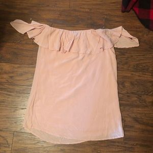 Blush mini dress size small juniors